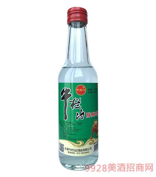 牛栏沟陈酿酒42度260ml