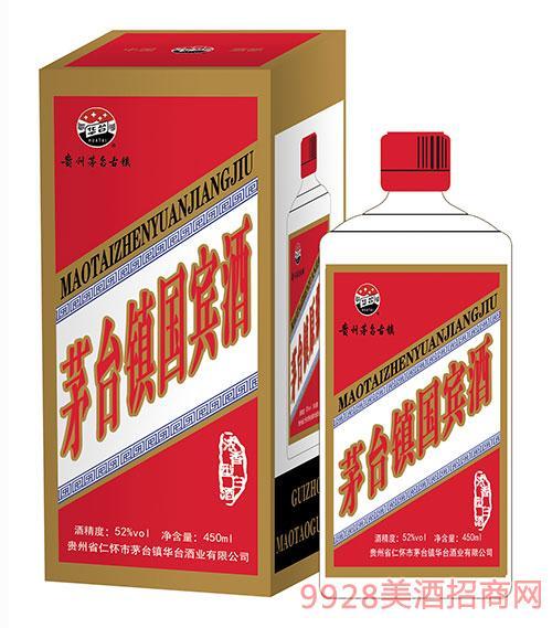 茅台镇国 宾酒52度450ml