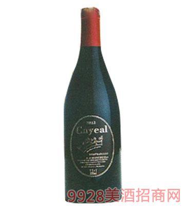 卡悦葡萄酒2012 750ml