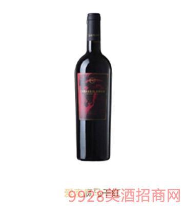 爱索疯马干红葡萄酒