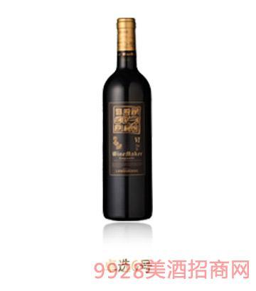 卓选6号葡萄酒
