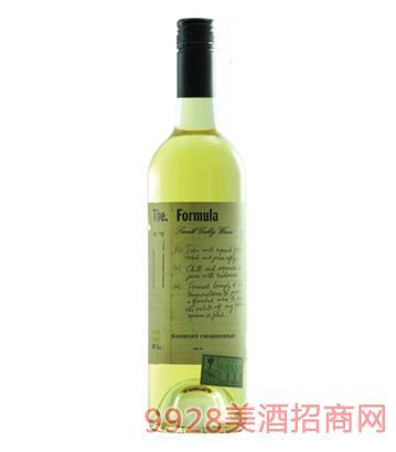 澳洲巴罗萨小山谷海伦的和谐干白葡萄酒