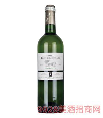 法国杜本丽家族爱莲干白葡萄酒