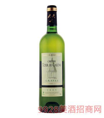 法国杜本丽家族时钟塔干白葡萄酒