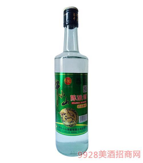 牛小山陈酿酒珍品典藏