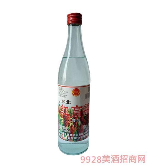 红高粱陈酿酒500ml