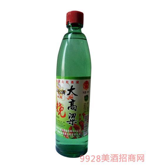 大高粱酒浓香风格600ml