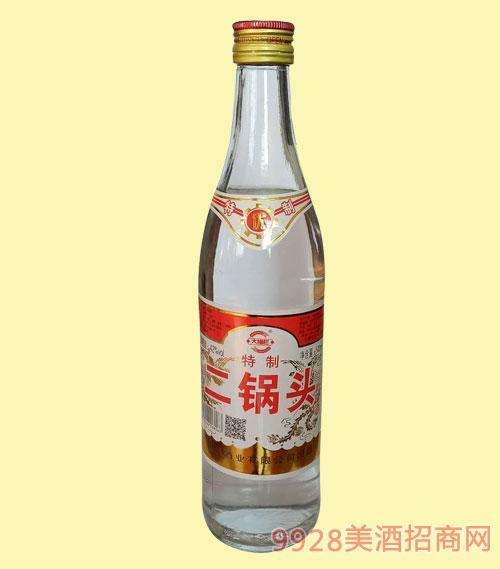 大栅栏特制二锅头酒42度500ml