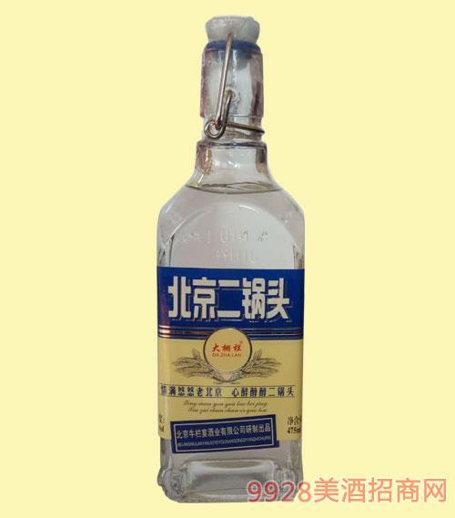 大栅栏北京二锅头酒475ml