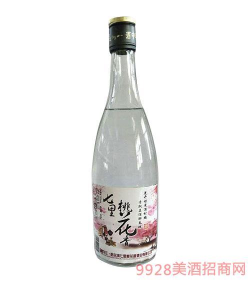七里桃花香酒