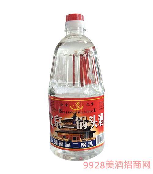 京乡酒精品二锅头桶装酒