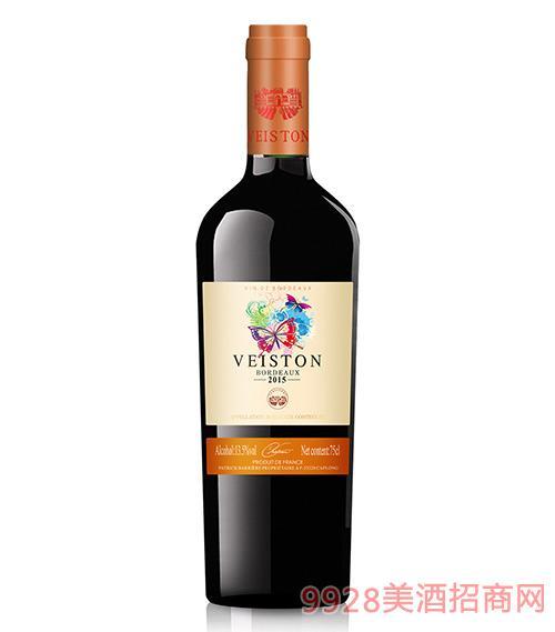 威斯顿城堡干红葡萄酒