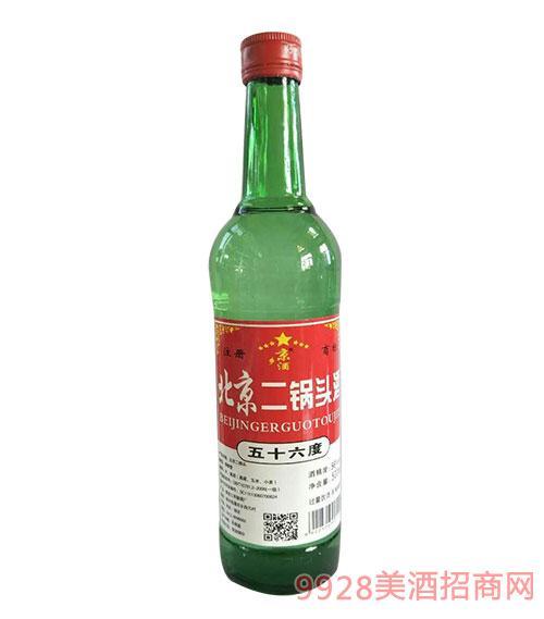 京乡酒北京二锅头56度500ml