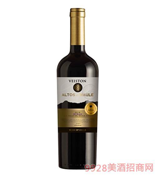 智利艾迪洛斯西拉葡萄酒