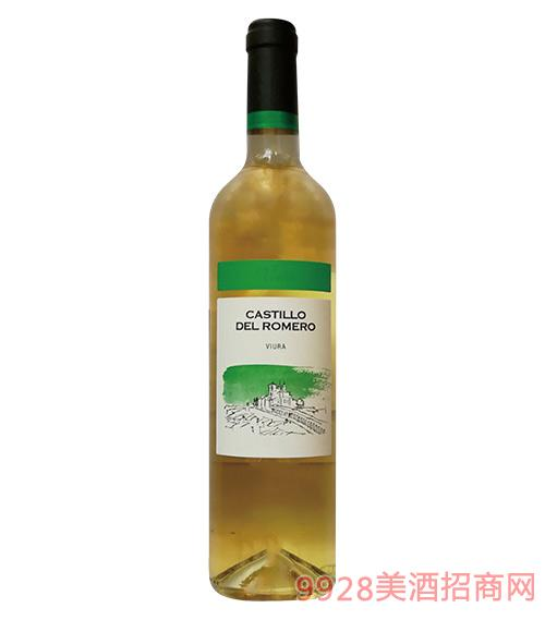 罗梅罗城堡干白葡萄酒
