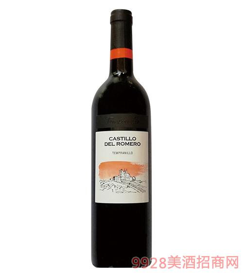 罗梅罗城堡干红葡萄酒