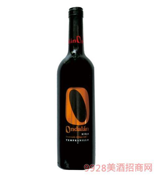 昂达兰干红葡萄酒