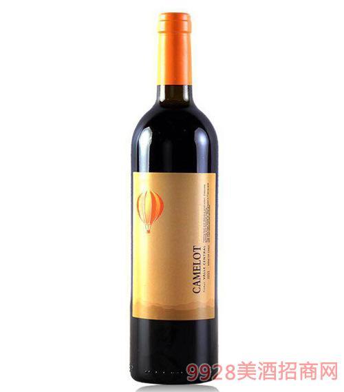 卡美隆赤霞珠干红葡萄酒13度750ml
