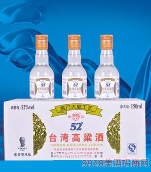 台湾高粱酒(箱)52度150mlx12