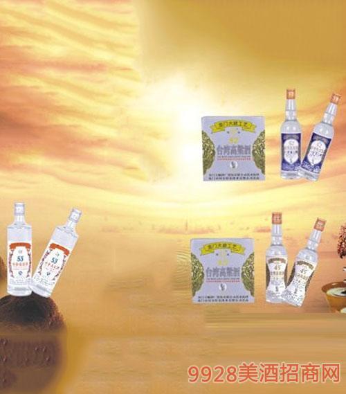 台湾高粱酒52-53-45度600ml1x12