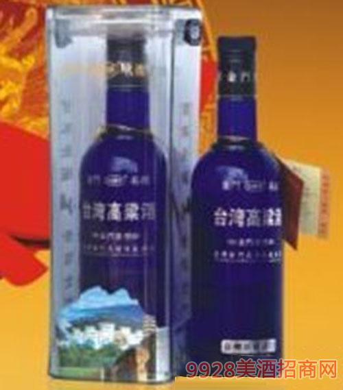 台湾高粱酒(蓝调)48度500ml清香x6