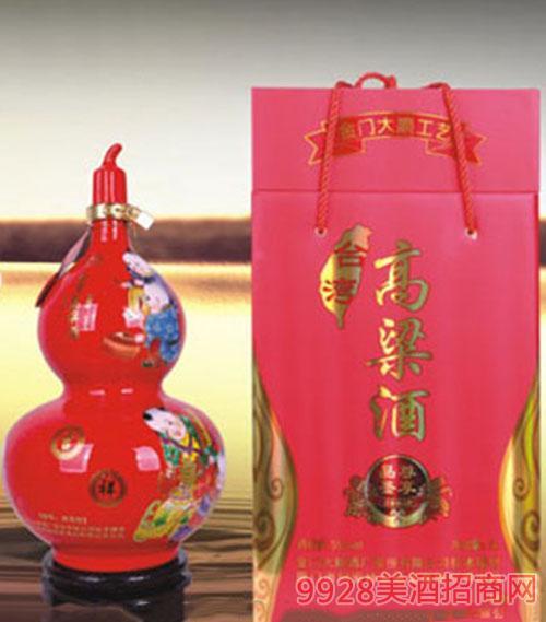台湾高粱酒(收藏版)55度5L清香1x2