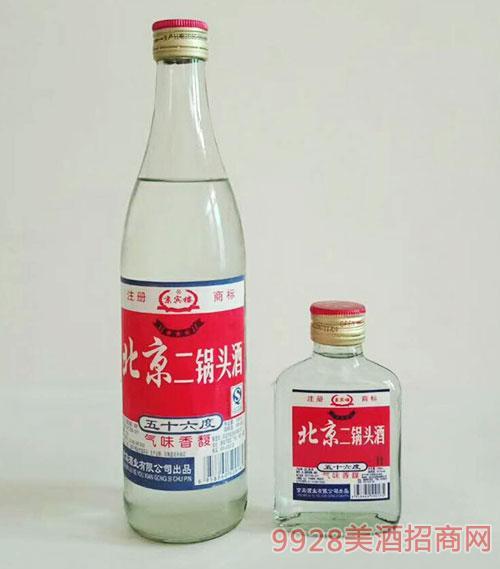 京宾楼北京二锅头酒53度
