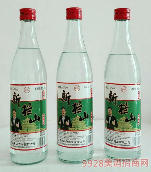 新拦山陈酿酒42度500ml