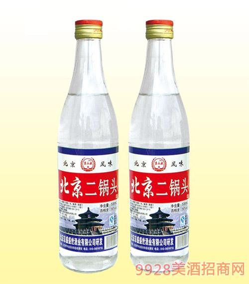 北京二锅头酒(大白)