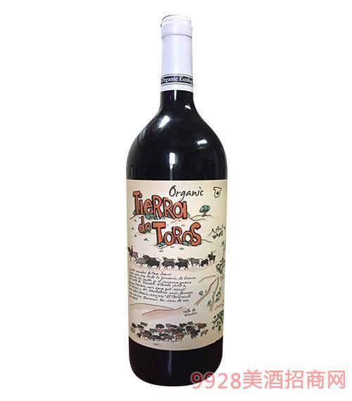 07达罗有机干红葡萄酒14.5度1500ml