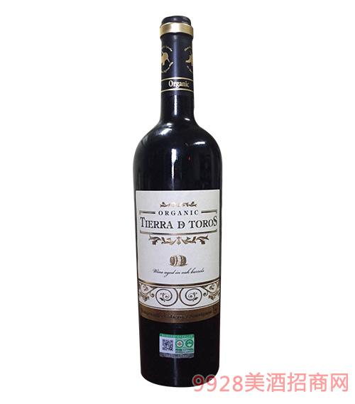 06达罗老树龄有机干红葡萄酒750ml