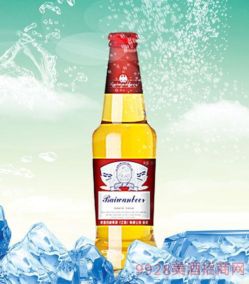滨威啤酒330mlx24瓶