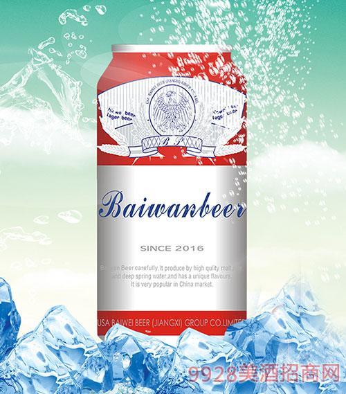 滨威啤酒500mlx12罐