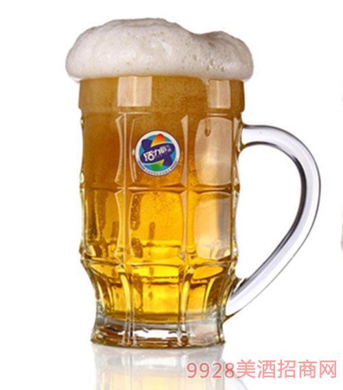 活力鲜黄啤