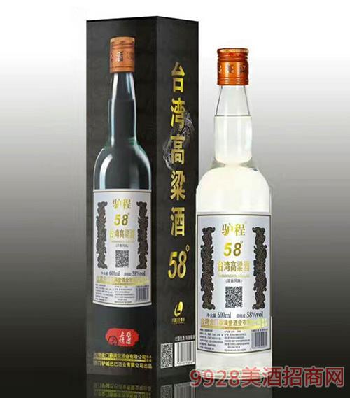 驴程台湾高粱酒58度600ml