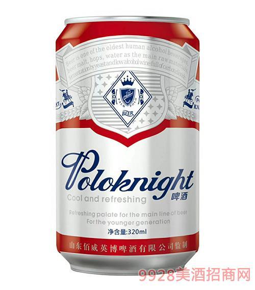 佰威英博啤酒320ml罐装啤酒