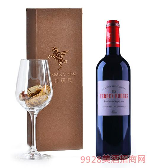翡馬特酿红土地葡萄酒