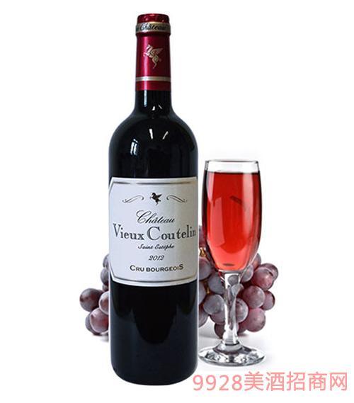 翡馬圣曼尼酒庄红葡萄酒14度750ml
