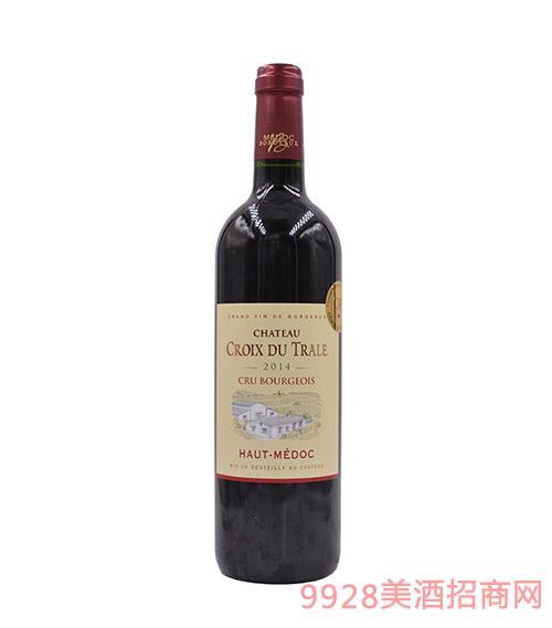 法国泰勒城堡干红葡萄酒
