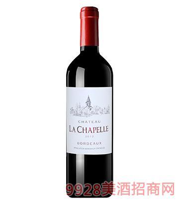法国教皇古堡干红葡萄酒