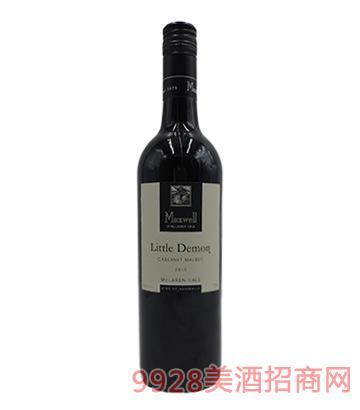 Maxwell麦克斯韦赤霞珠马尔贝克干红葡萄酒
