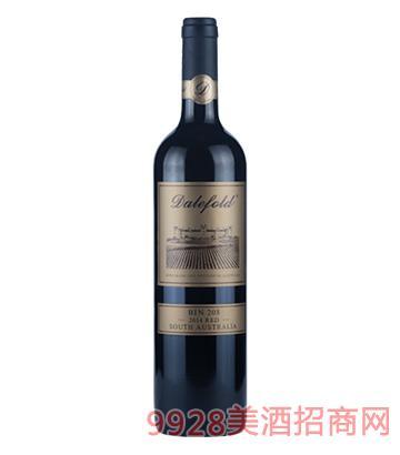 黛富德BIN208干红葡萄酒2014