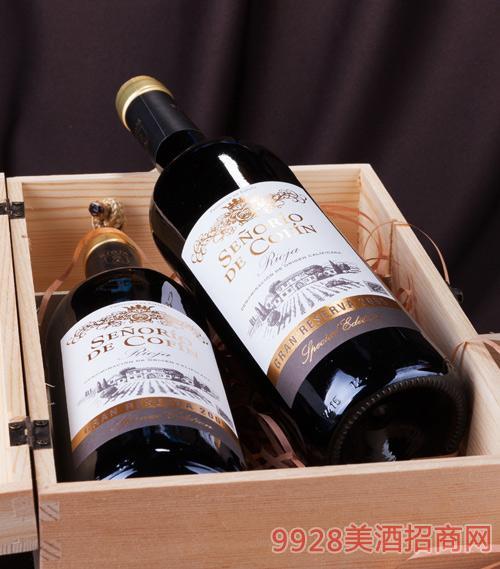 蔻丰先生珍酿葡萄酒2005