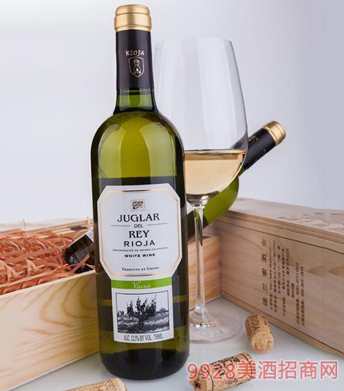 朱格拉尔之王干白葡萄酒2012