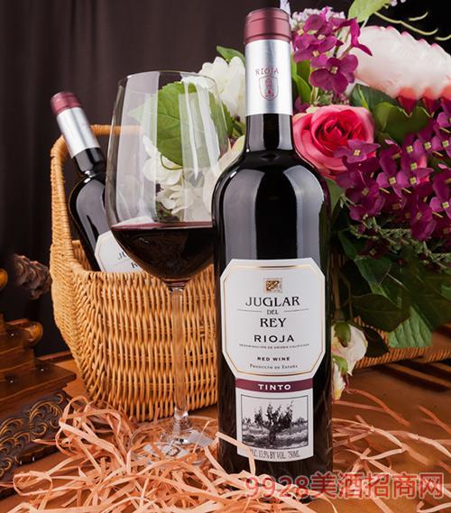 朱格拉尔之王干红葡萄酒2013