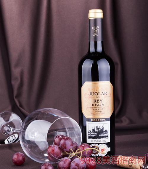 朱格拉尔之王特酿葡萄酒2009