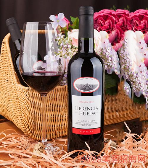 精品屋爱达红葡萄酒
