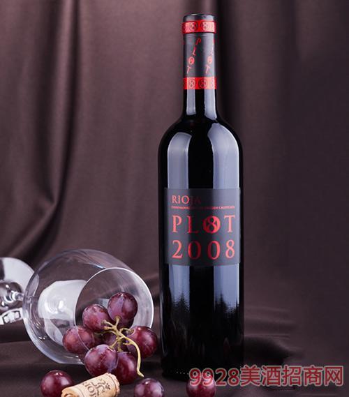乌尔维纳特级陈酿干红葡萄酒2008