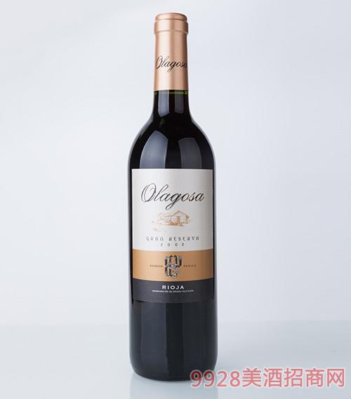 拉格斯特级珍藏红葡萄酒2002