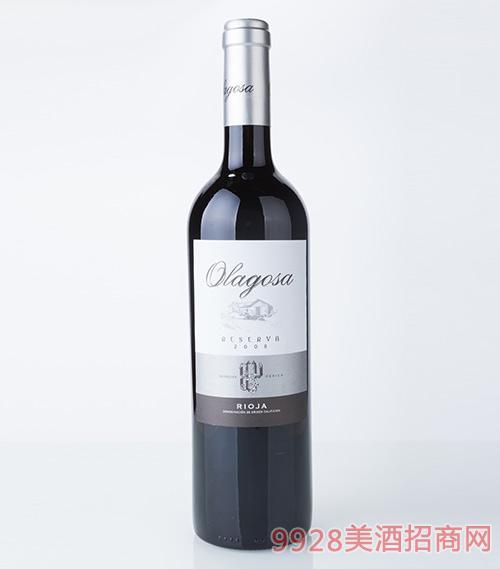 拉格斯珍藏干红葡萄酒2008